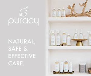 Puracy - Natural, Safe, Effective Care.