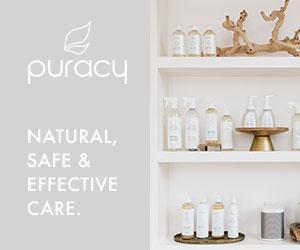Puracy - Natural, Safe, Effective Care.
