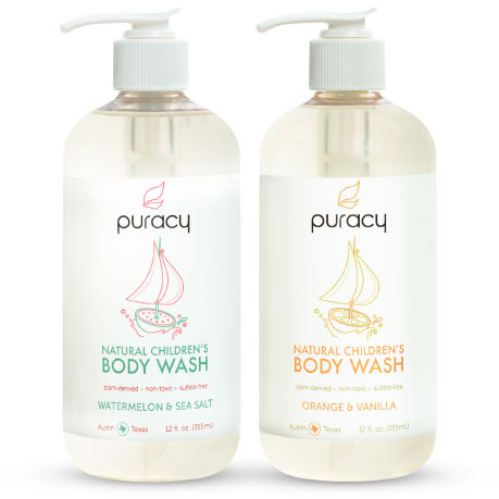 Children's Body Wash