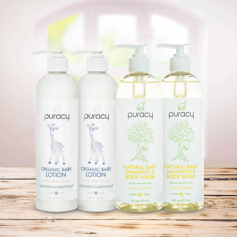 Puracy com - Natural & Organic Household Essentials