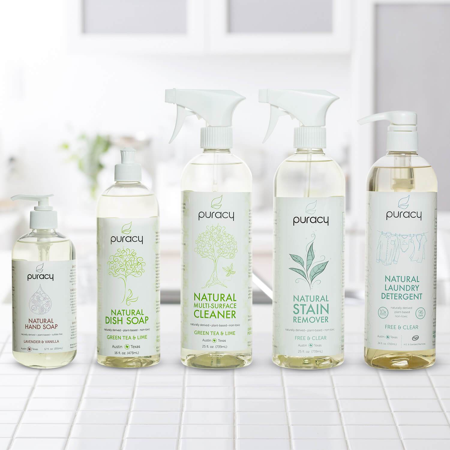 Puracy com - Natural & Organic Household Essentials