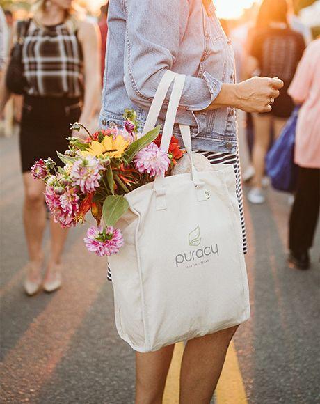 Puracy Tote Bag